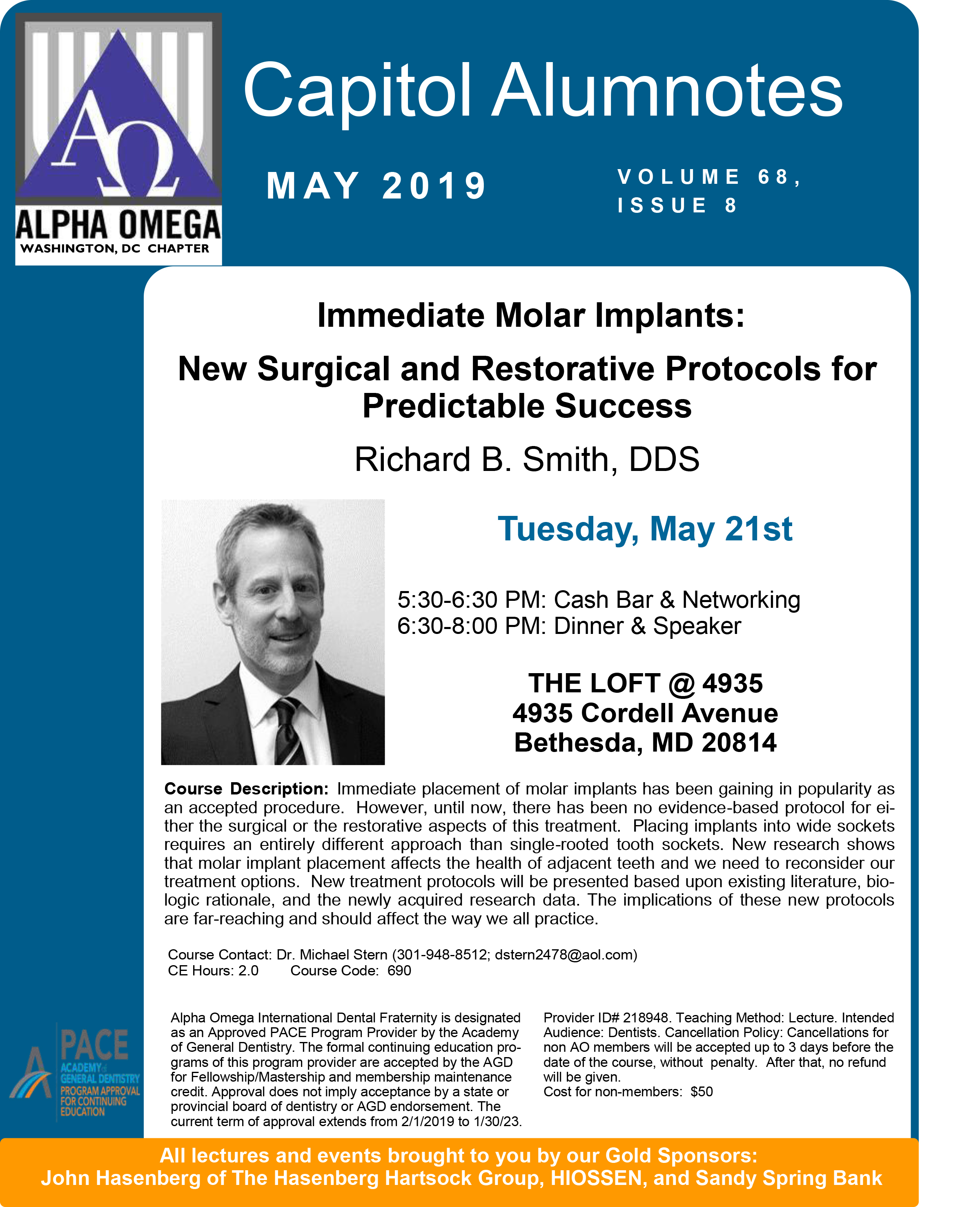 AO Newsletter May 2019 1