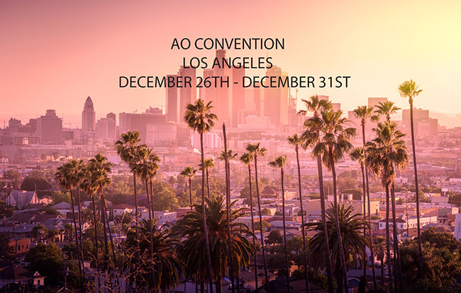2019 Los Angeles Convention