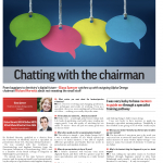 Dentistry Magazine Features AO London Chatting with the Chairman