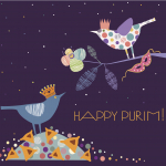 Happy Purim 2021 from Alpha Omega Dental Society